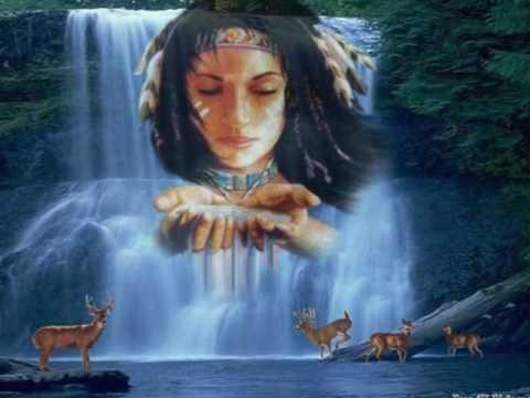 Native  American   Amazing Grace ( Cherokee )