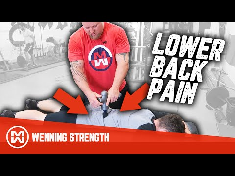 5 Best Ways to Relieve Lower Back Pain! (Works at Any Age)