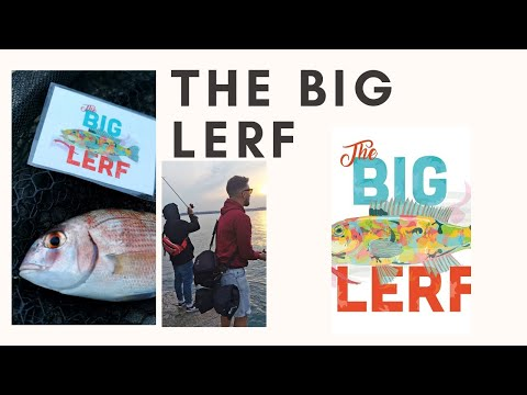 Light Rock Fishing - The Big Lerf!