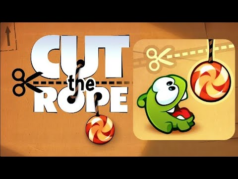 Download Cut The Rope FULL FREE Apk For Android