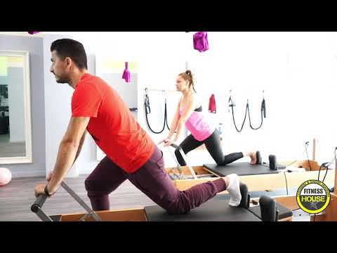 Pilates Reformer by Fitness_HOUSE #petroupoli #train_hard_play_hard #everything_you_neen_is_here