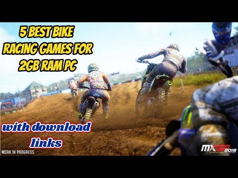 Top 5 Best Bike Racing Games For Low End Pc With Download Links/no Graphic Card