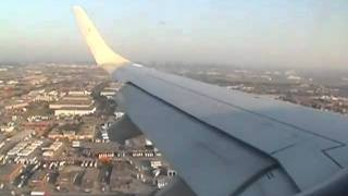 Air Canada Embraer 175 Landing at Lester B. Pearson International Airport, Toronto