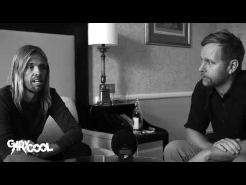 The Foo Fighters On Gary Cool TV