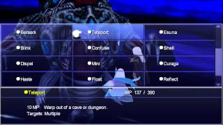 Final Fantasy IV The After Years (PC) Zeromus