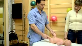 Как научить новорожденного переворачиваться(, 2014-10-21T18:25:46.000Z)