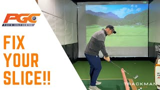 Fix Your Slice - One Easy Golf Drill