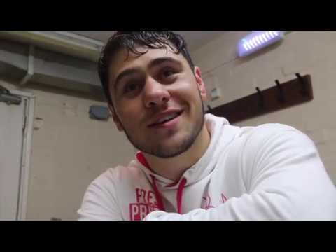 'I KNOW I F***** UP THAT NIGHT' - DAVE ALLEN UNCUT -REFLECTS ON THOMAS DEFEAT & EDDIE HEARN COMMENTS