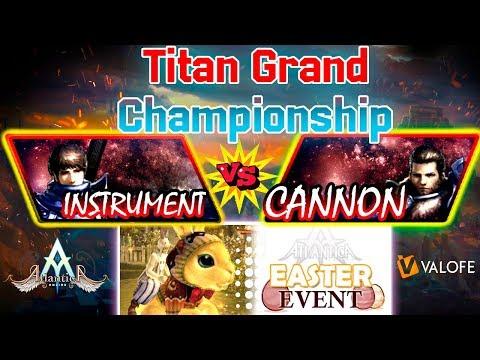Titan 05/04/2020 PM: Final - KKGunn Vs XSibeliuSX - Atlantica Online Valofe