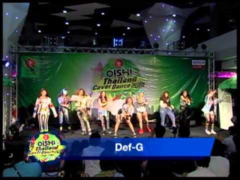 Oishi Cover Dance 2013_29 : Def G