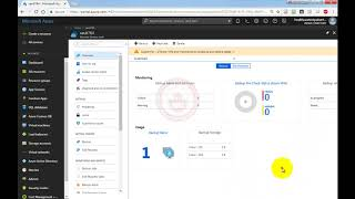Microsoft Azure - Video 06 - VM Backup and Recovery services Vault