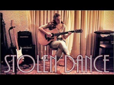 Stolen Dance (acoustic cover) by Monica Ortega (Concurs TeenStar 3)