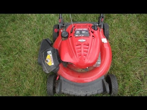 How To Replace Lawn Mower Pull Cord likewise QbM9hJFwnEM together with How To Replace The Pull Cord On A Toro Recycler Lawn Mower as well How To Fix A Lawnmower Pull Start Cord That Is Stuck How To Fix likewise UfetWF5jxlI. on replace pull cord briggs and stratton engine