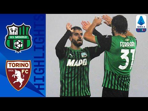 Sassuolo Torino Goals And Highlights