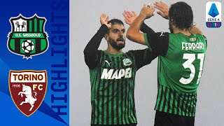 Sassuolo 3-3 Torino | Late Drama in 6-Goal Thriller as Sassuolo and Torino Draw! | Serie A TIM