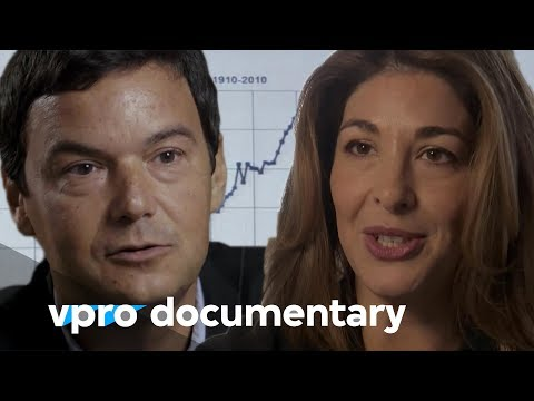 Changemakers Thomas Piketty and Naomi Klein - (VPRO documentary - 2015)