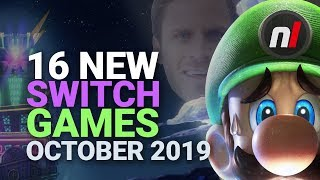 16 Exciting New Games Coming To Nintendo Switch   October 2019