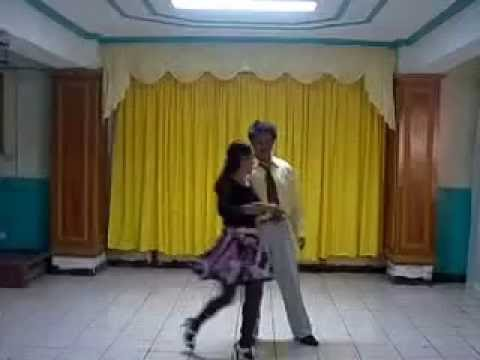 sway - Ballroom dance of Marvin and Mhalen