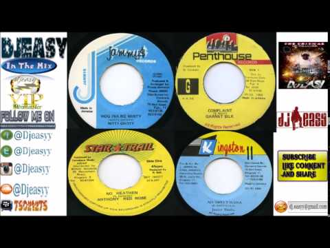 Tempo Riddim mix  {1986- 2002} (Jammys,Bobby Digital,Penthouse,Star Trail,Massive B,Ras I) mix by