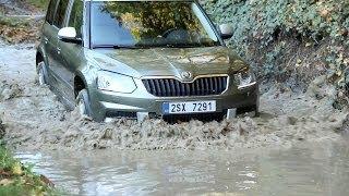 Skoda Yeti 2014 Videos