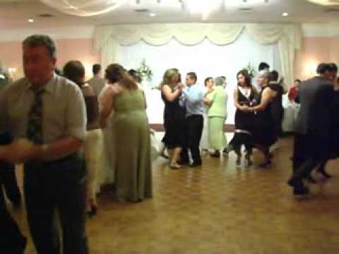 A Portugese wedding dance