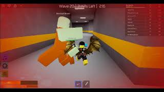 Roblox Ep.1 Zombie-Rausch