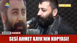 Sesi Ahmet Kaya'nın kopyası!