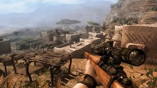 Amazing Sniper Gameplay from Far Cry 2