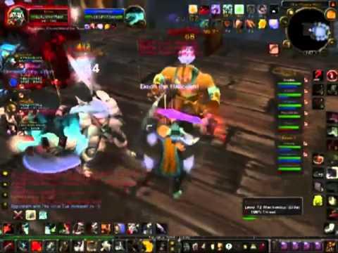 World of Warcraft private server StormRage 2.4.3 Burning ...