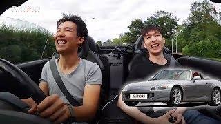 【汽车】「汽车」#汽车,用5萬塊買的S2000...