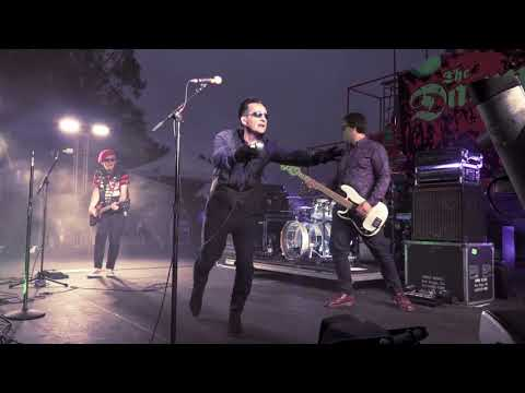 The Damned - I Just Can't Be Happy, Burger Boogaloo 2018 & PressureDrop.tv mp3