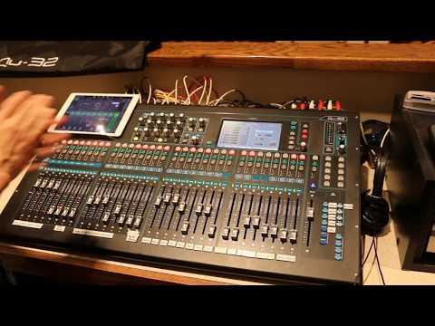 Allen & Heath Qu32 Overview