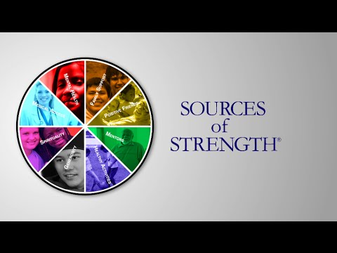 Sources of Strength - Peer Lead Youth Suicide Prevention Program