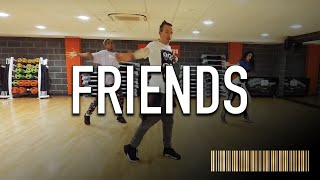 FRIENDS by Justin Bieber DANCE VIDEO | @BrendonHansford Choreography