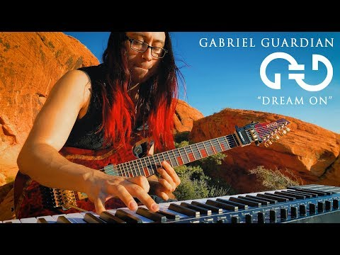 Internet wizard plays Aerosmith's Dream On on keyboard and guitar... at the same time | Louder
