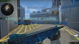 MAG-7 | Cobalt Core  - Minimal Wear (MW) Com pouco uso - CS:GO Skin Showcase