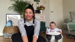 Baby Snug Seat Review, Mirlah Richardson - Parent Approved Panellist   Mamas & Papas