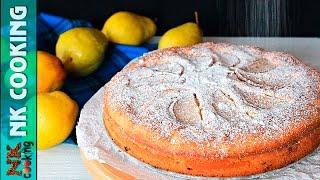 Итальянский Грушевый Пирог с Шоколадом и Орехами ♥ Очень Нежно и Шоколадно ♥ Рецепты NK cooking