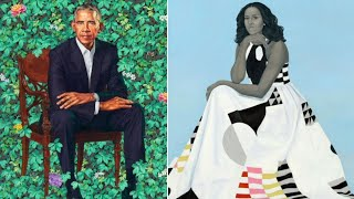 Official Portraits for Barack and Michelle Obama Unveiled