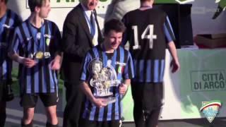 Arco di Trento, bis dell'Atalanta: Partizan KO, che gol di Fanti!