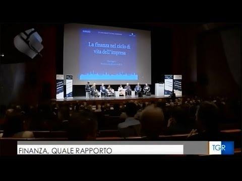 TGR Friuli Venezia Giulia - La finanza nel ciclo di vita dell'impresa
