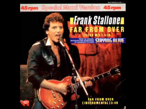 Frank Stallone   Far From Over Extended Version