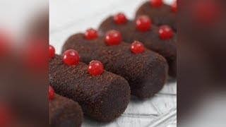 """рецепт Пирожное «Картошка» из печенья за 5 минут - очень быстро и легко. Cake """"Potatoes""""  of cookies"""