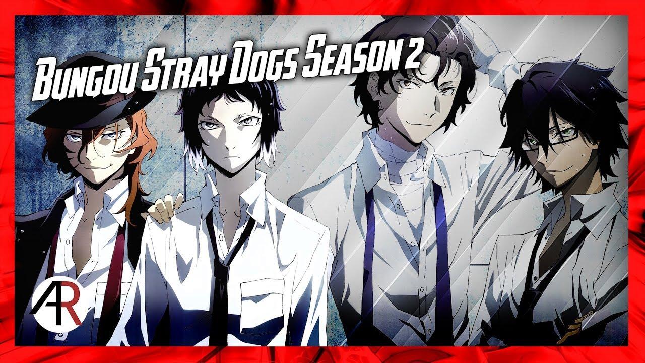 Bungou Stray Dogs Season 2 Anime Review - YouTube
