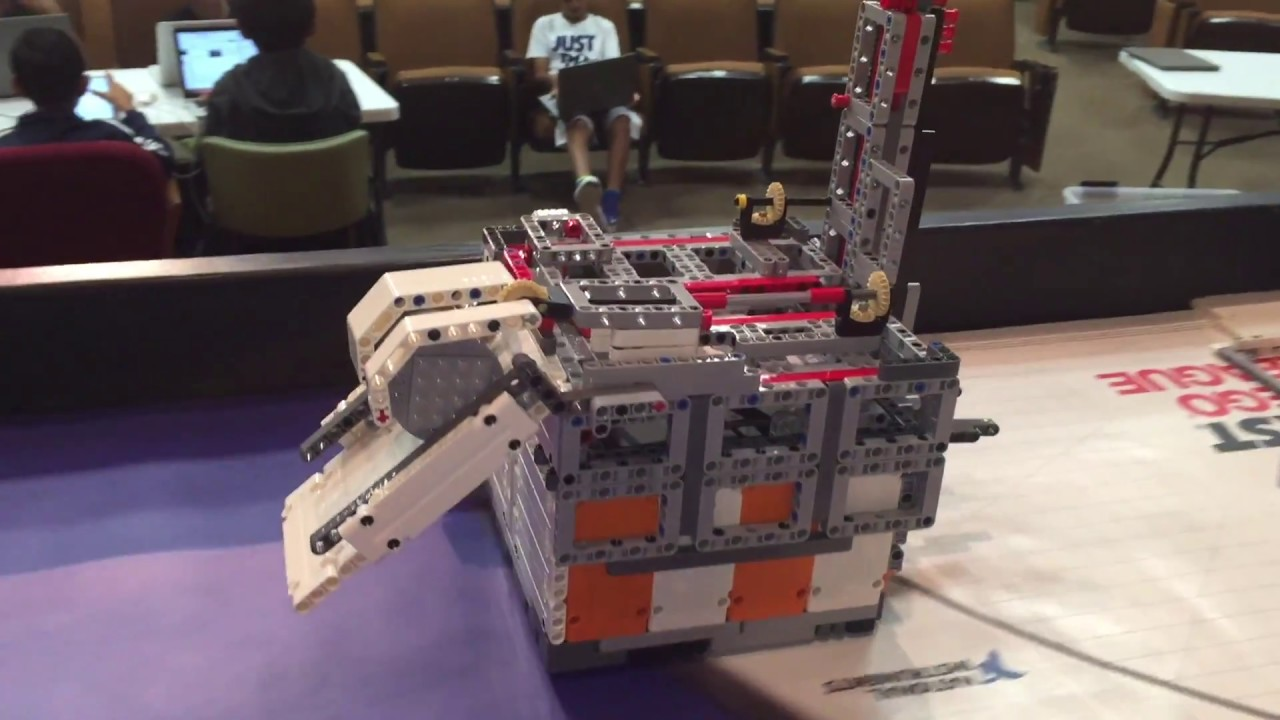 Ideas For 2018 First Lego League Fll Into Orbit Robot Game