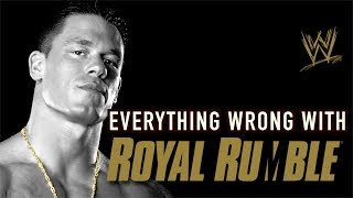 Episode #298: Everything Wrong With WWE Royal Rumble 2004