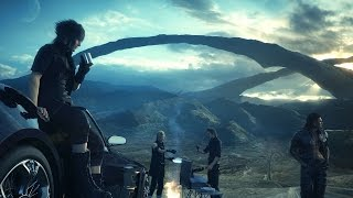 Final Fantasy XV's Chapter 10 Was A Stroke Of Genius
