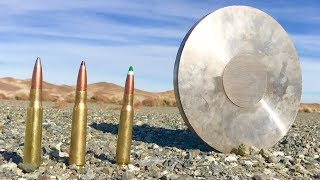 50CAL vs Stainless Steel - heavy sniper rifle thumbnail