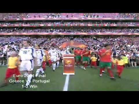 Euro 2004 Greece's Journey through the Euro Cup