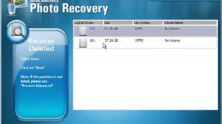 Advanced Photo Recovery Software